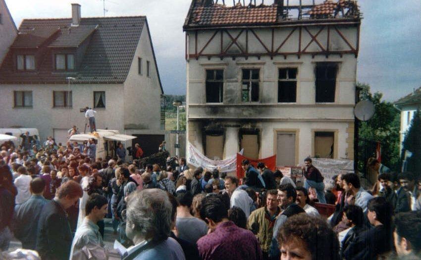 25 Jahre nach Brandanschlag von Solingen