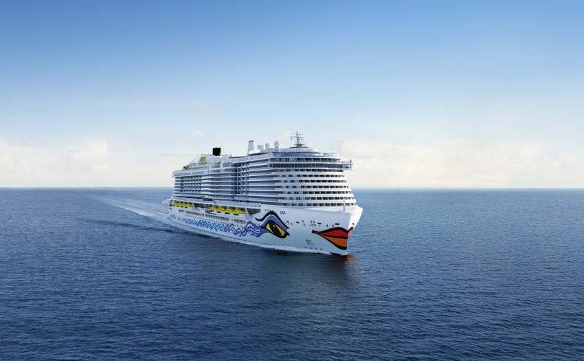 AIDA Cruises bestellt drittes Kreuzfahrtschiff