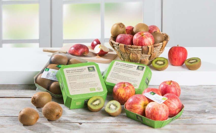 Bio-Obst in allen NORMA-Filialen