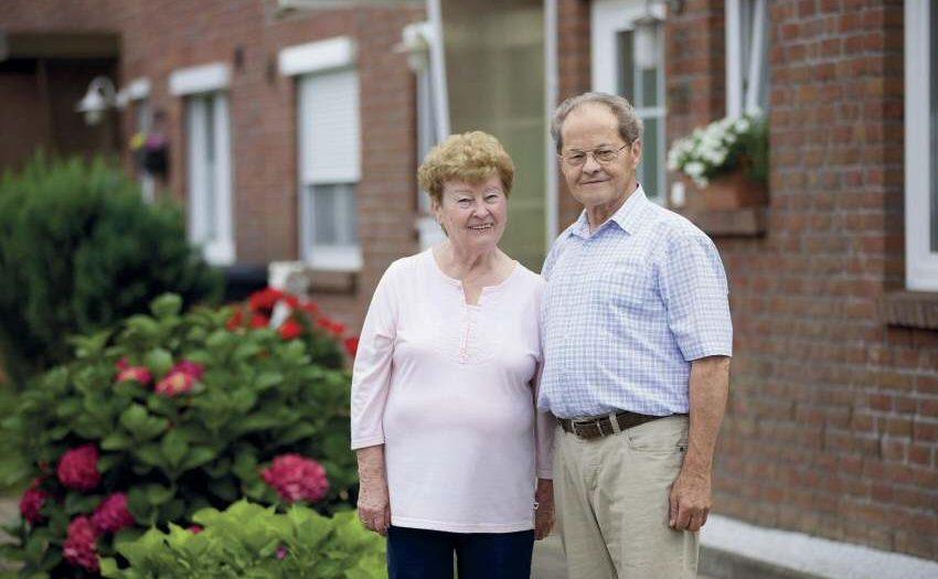 Geldsorgen im Alter - Eigenheim belastet Ruhestand