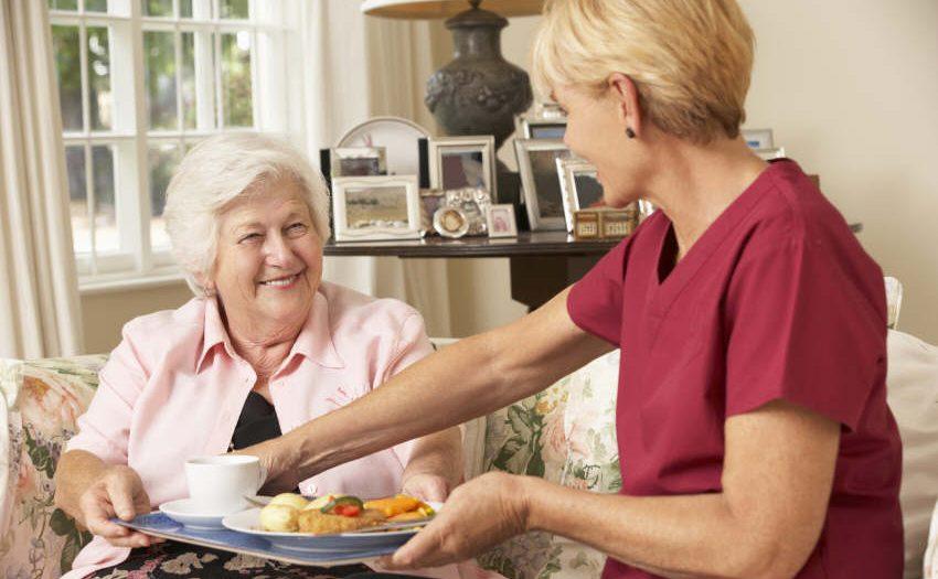 Gesunde Arbeit für Pflegekräfte