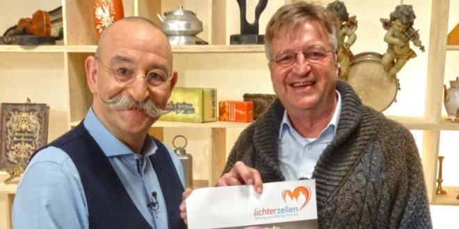 Horst Lichter - Botschafter der Stiftung lichterzellen