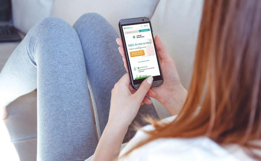 Online - Arztpraxis - Ärztekammer genehmigt DrEd
