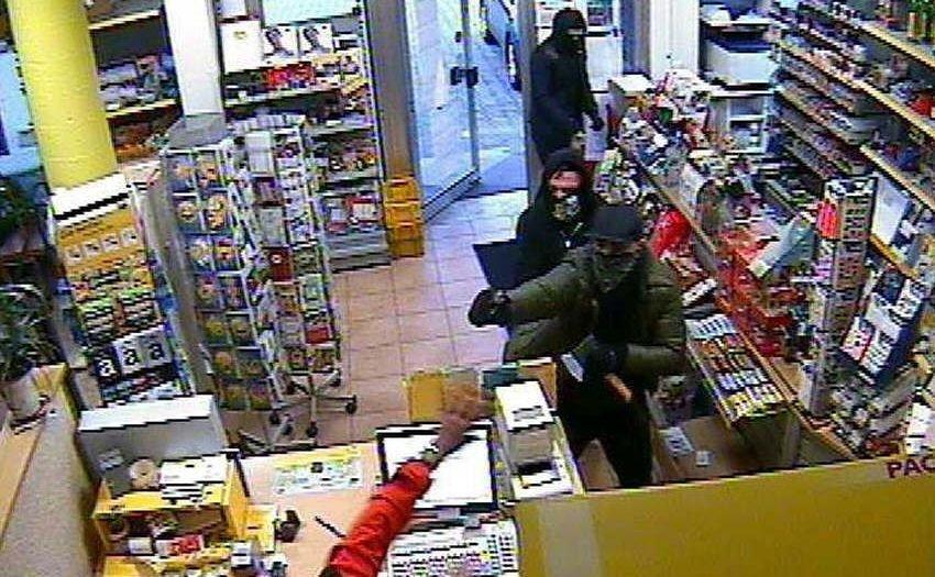 POL-NE Raub auf Kiosk - Polizei fahndet