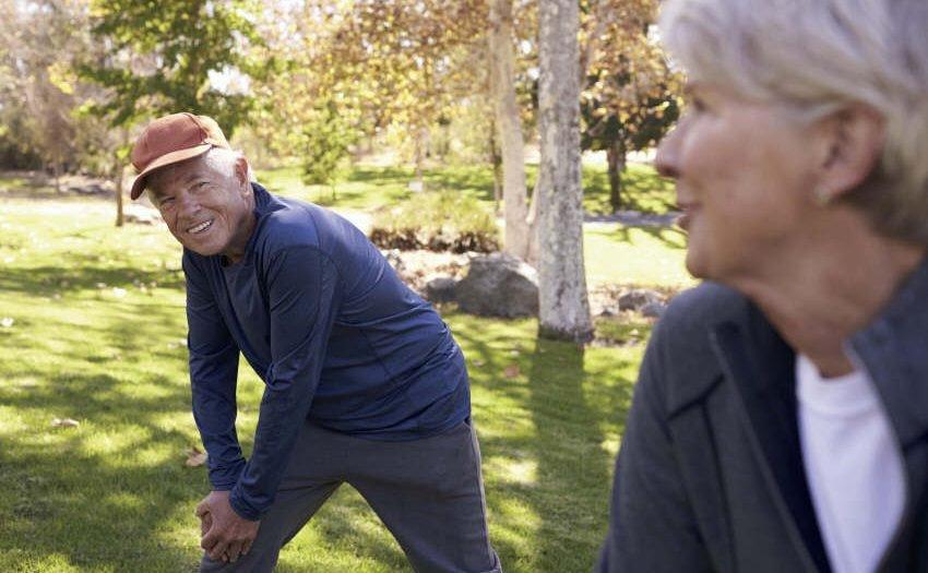 Parkinson - Aktivität hilft bei Bewegungsstörungen