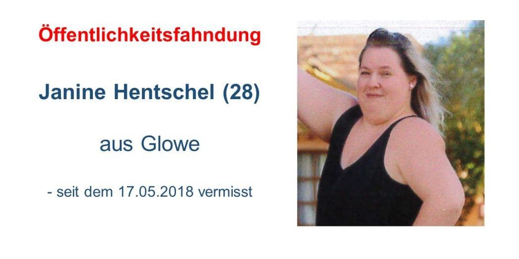 Polizeifahndung - 28-Jährige auf Rügen vermisst