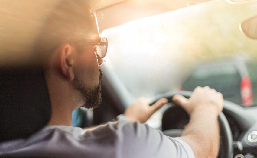 Sehschärfe im Straßenverkehr