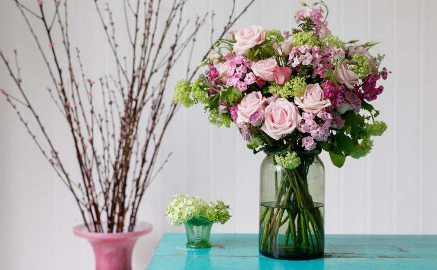 So bleibt der Blumenstrauß frisch