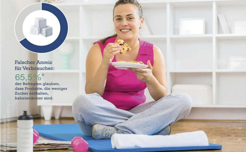 Beim Gewicht zählt nur die Kalorie