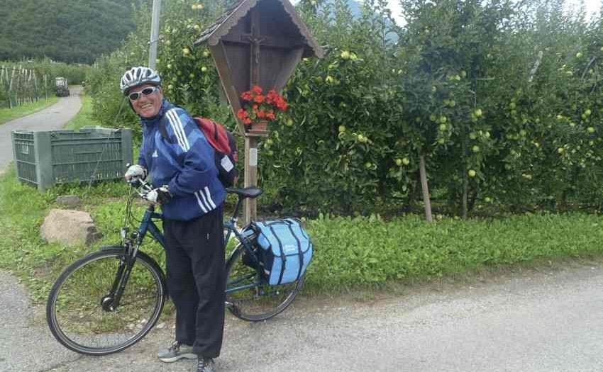Fahrradtour für Jung und Junggebliebene
