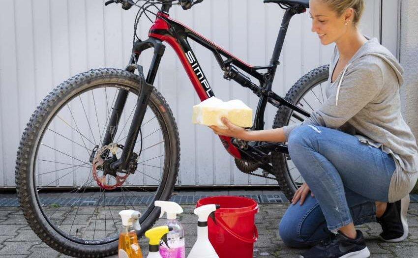 GTÜ testet Fahrradreiniger