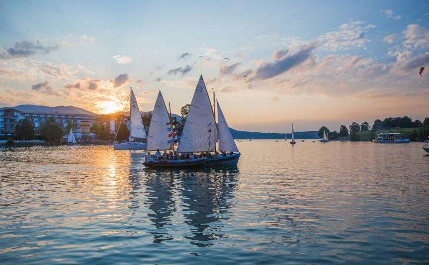 Tegernsee - Sommer ist Seefest-Zeit