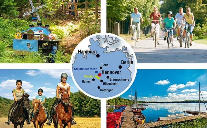 Urlaubsregion Hannover entdecken