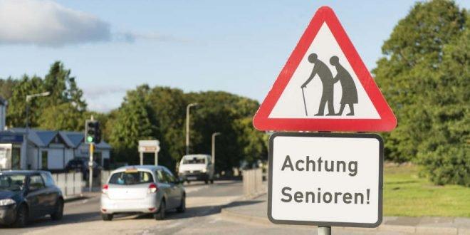 Ältere Autofahrer zumeist besser als ihr Ruf