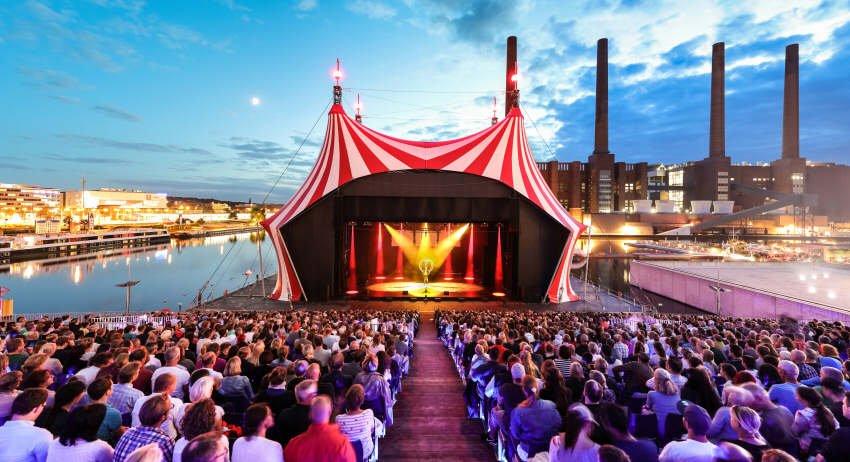 Autostadt - Sechs Wochen Sommerfestival