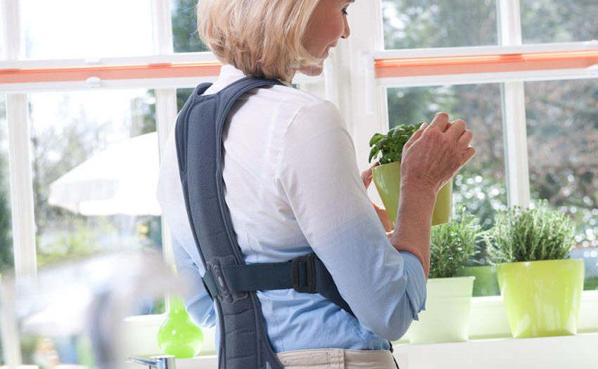 DVO würdigt Spinomed Rückenorthesen
