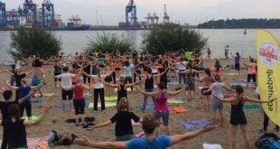 Kostenloses Fitness-Festival in Hamburg