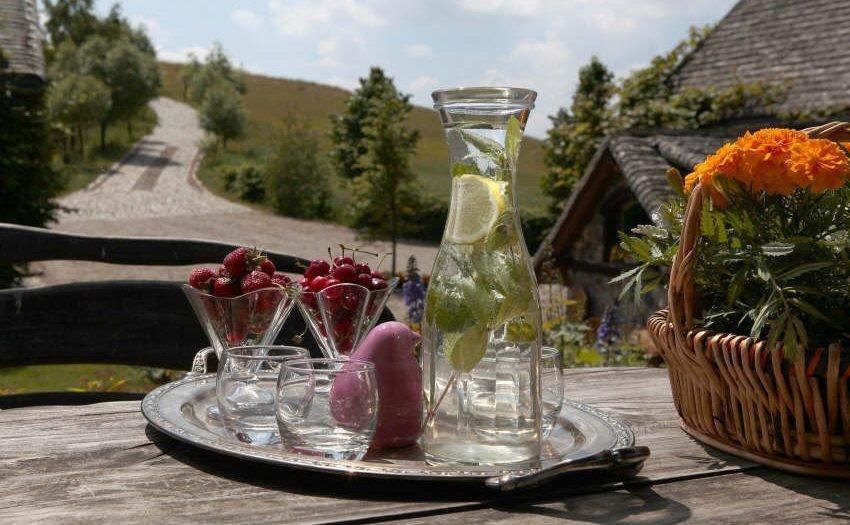 Mineralstoffe - Richtig trinken bei Hitze