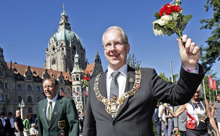 Schützenfest Hannover Auftakt mit Höhepunkten