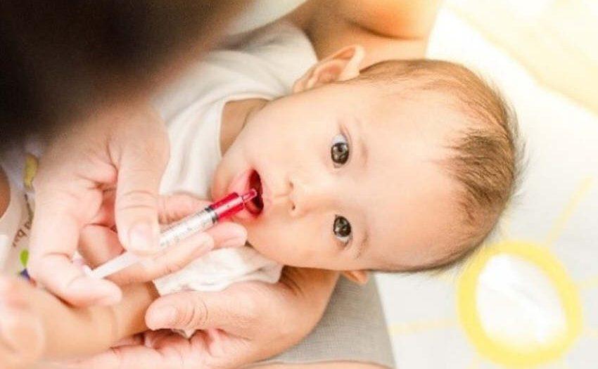 BPI-Ratgeber - Wie nimmt mein Baby die Medizin