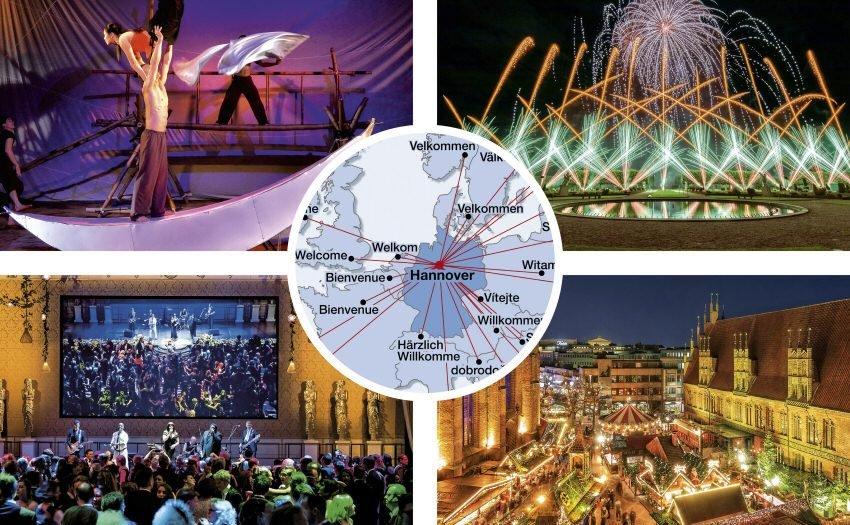 Neue Hannover-Erlebnisse zum Verschenken