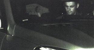 Fahndung - Blitzer fotografiert mutmaßlichen Autodieb