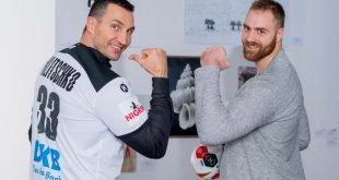 Schlagabtausch - Wolff und Klitschko