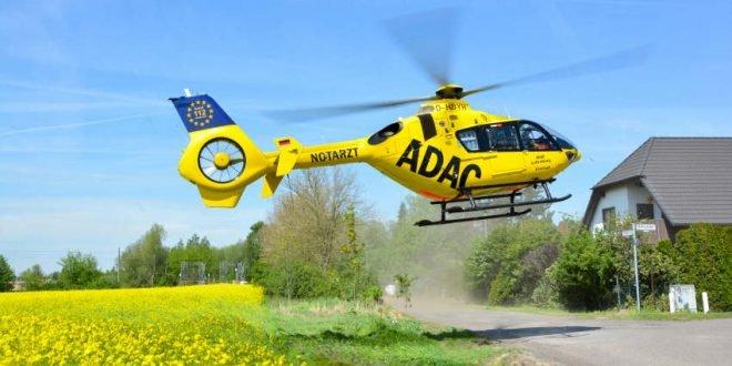 Wechsel bei der ADAC Luftrettung Sachsen