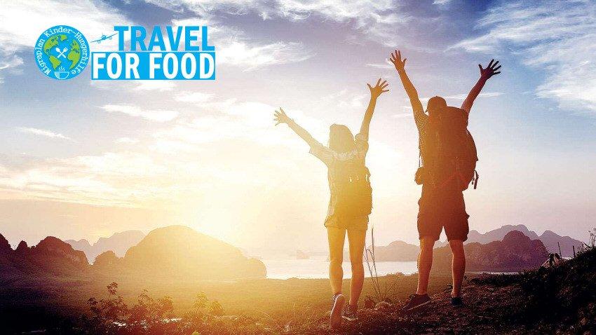 Travel for Food - Reisen für hungernde Kindern