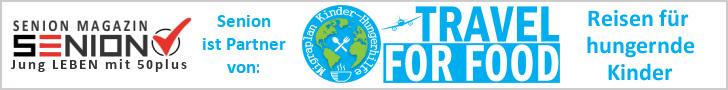 Travel for Food - Reisen für hungernde Kinder