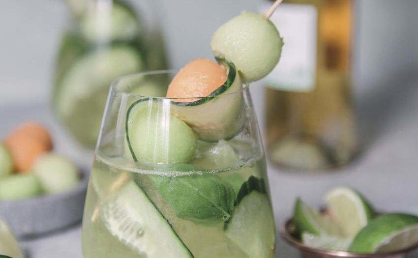 Cocktails mit Süßwein