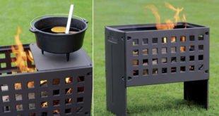 Feuerbox,feurig,warm und lecker