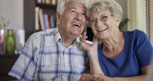 Mobile Senioren - Dabei sein wenn Familie chattet