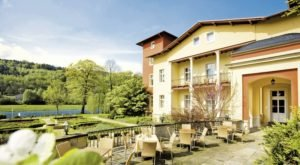 Parkhotel Bad Schandau - Angebot 2 Tage 128 Euro