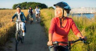 Fahrradwochen im Frühjahr ins Ostseeferienland