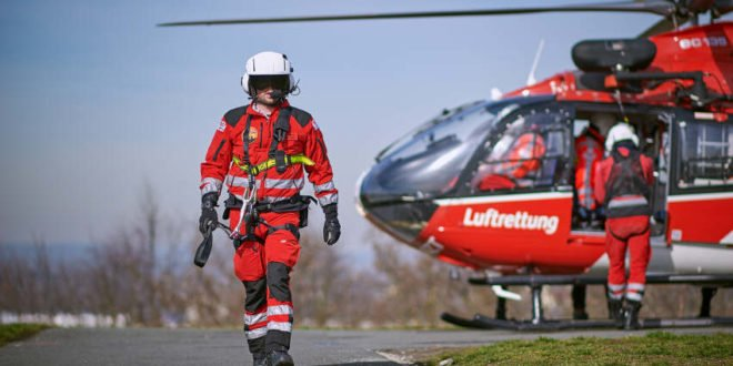 DRF Luftrettung - Tag der Luftretter