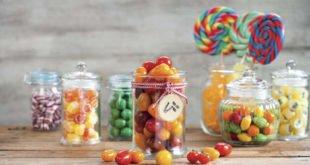 Die Candy Bar - Süße Gemüsepralinen