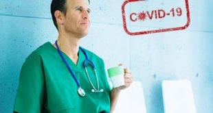 Mehr als 6400 Ärzte und Krankenpfleger infiziert