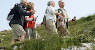 Passiv im Alter - Wer rastet, der rostet