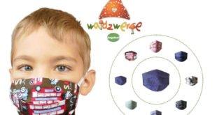 Waldzwerge - Gesichtsmaske - Schutzmasken
