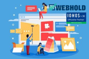 Webhold Medien - Führende WordPress Design-Agentur