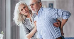 Rückenschmerz ab 60 plus