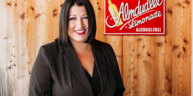 Almdudler - Nina Weindl ist neue Teamleitung