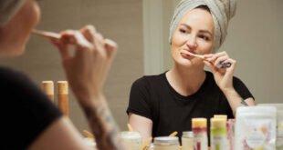 Kosmetika in umweltfreundlichen Verpackungen