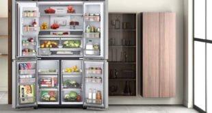 Kühlgeräte mit großer Lagerkapazität