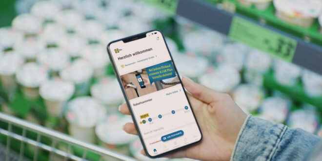 Lidl Plus - digitale Kundenkarte bundesweit