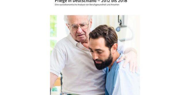 BGW Bericht Pflege in Deutschland - 2012 bis 2018