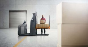 Kaufland - Neue Maßstäbe in der Logistik