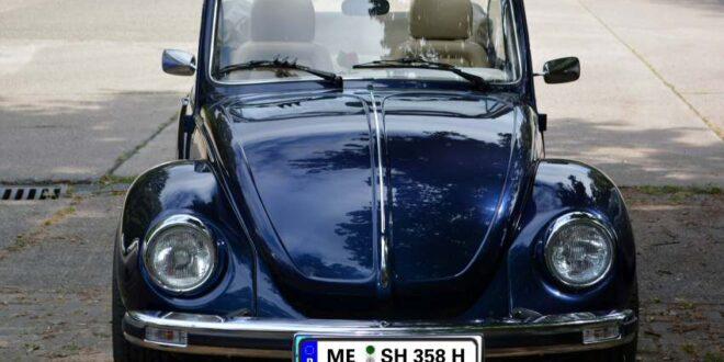 Polizei Mettmann - Oldtimer VW Cabrio entwendet