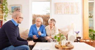 Wohngemeinschaft statt Pflegeheim